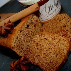Magret de canard fouré foie gras