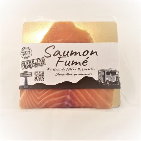 """Saumon fumé """"Maison"""" - 125g"""