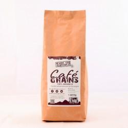 Café grain pour machine...